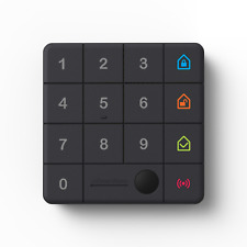iSmartAlarm Smart Security Wireless Keypad, Alexa and IFTTT compatible