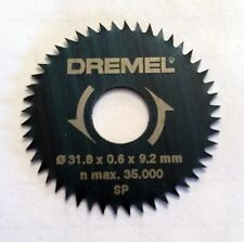 NEW DREMEL 546 RIP & CROSSCUT BLADE FOR USE WITH DREMEL 670 MINI SAW ATTACHMENT