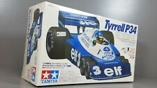 New Seal Tamiya RC 1/10 Tyrrell P34 6 Wheeler Racing F1 Racing Car Battery Motor