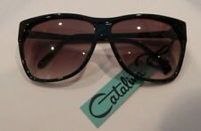 Vintage Catalina by Viva 128 Green Sunglasses New Old Stock #314