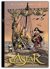 Tirage de Luxe Michalak Aslak 1 L œil du monde + 3 ex-libris