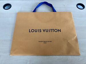 "Louis Vuitton Large Shopping Bag Gift Tote Size 23.25"" x 17.75"" x 10.25"""