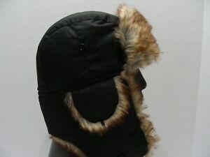 TOUGH HEADWEAR - L/XL Size Trapper Aviator Style Warm Winter Cap Hat!