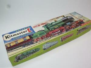VINTAGE KITMASTER OO/HO MODEL RAILWAY KIT 24 City of Truro Steam Loco UNBUILT