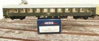 Heris 17031-4 H0 Schnellzugwagen Bwxz der PKP Epoche 4/5 sehr gut erhalten, rar