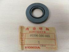 HONDA CR80R CR80 MB50 MT50 Crankshaft Oil Seal Nos part 91206-166-015 # 1251