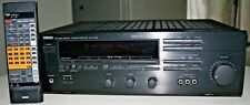 Yamaha RX-V590 5.1-Channel A/V Home Theater Receiver