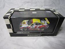 DV7173 MINICHAMPS PORSCHE 911 GT3 RS LUHR #93 LE MANS 2003 Ref 400036993 1/43