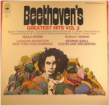 Beethoven Greatest Hits Vol. 2, VG+/VG+, LP (5704)