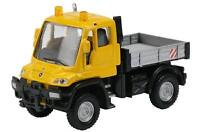 Mercedes-Benz Unimog U300, yellow - 1:87 / H0 Gauge - Schuco (25380)