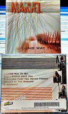 Marvel - Long Way To Go (CD, MP3.com, US INDIE) VERY RARE
