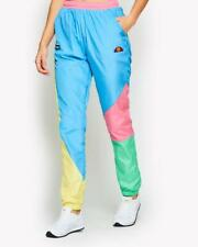 Ellesse Womens Lian Track Pant Blue Color Block Active Wear SGB06871-MLT