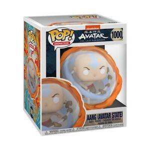 Funko POP Avatar: The Last Airbender Aang All Elements 6-Inch Pop! Vinyl Figure
