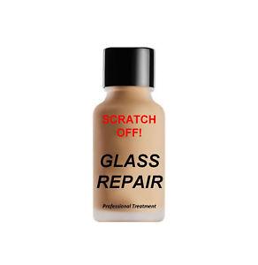 25ml Cerium Oxide Glass Polish - CeO2 - Scratch Repair, DIY remover, polishing