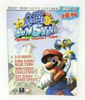 Super Mario Sunshine Official Brady Games Strategy Guide