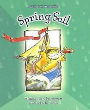 Spring Sail (Magic Door to Learning)-ExLibrary