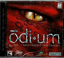 Lot of 10 Odium Pc Brand New Sealed Jewel Case