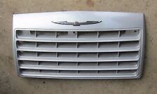 1986 Ford Thunderbird Turbo Coupe Front Grill Used Grille Silver OEM ABS 86