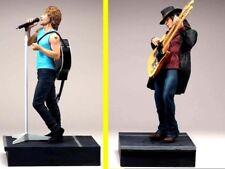 Jon Bon Jovi + Richie Sambora Action Figure Set of 2 New 2007 McFarlane Toys