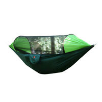 Camping Hammock with Tree Straps with Mosquito Net Hammock Travel Backyard
