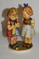 New ListingHummel Goebel Figurine 256 Tmk 6 Knitting Lesson A618 Ks
