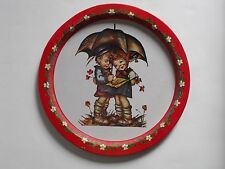 Round Decorative Tin Tray ... By Giftco Inc.