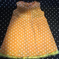 April Cornell Dress 12 18 12-18 months EUC