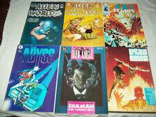 61 Comic Book Lot Cheval Noir Horror Dead Cerebus Teen Titans Alien Dracula S