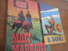 Mago West ed. Mondadori 1976 Serie Fumetti completa 1/6