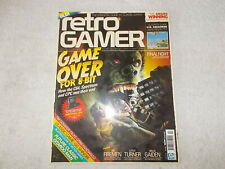 Retro Gamer Magazine Issue Load 92 8-Bit Game Over Finalfight UN Squadron