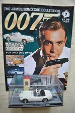 James Bond Car Collection - Issue 7  - Toyota 2000GT
