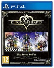 KINGDOM HEARTS THE STORY SO FAR PS4 1.5 + 2.5 HD + 2.8 GIOCO ITALIANO EU NUOVO