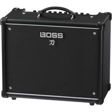 BOSS Katana-50 - 50W 1x12 Combo Amplifier for Electric Guitar