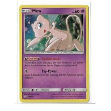 SM215 - Mew Holo - Pokemon Karte - Deutsch - Mint