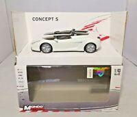 """MONDO MOTORS - 1:43 DIECAST - LAMBORGHINI CONCEPT S """"WHITE"""" - NEW & BOXED"""