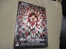 "COFFRET 2 DVD ""LE VOL DES CIGOGNES d'après Jean-Christophe Grange"" Jan KOUNEN"