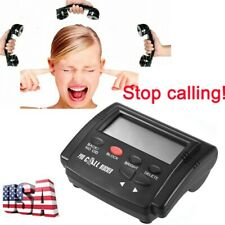 Ct-Cid803 Caller Id Box Call Blocker Stop Nuisance Calls Devices Id Lcd Screen