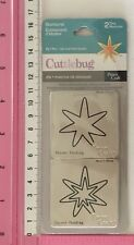 Cuttlebug Cutting DIES 'Starburst' - Not Die Cuts - Auction