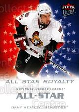 2008-09 Ultra All-Star Royalty #9 Dany Heatley
