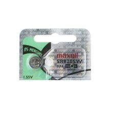 371 MAXELL WATCH BATTERIES SR920SW SR920 371 D370 A6 New Authorized Seller