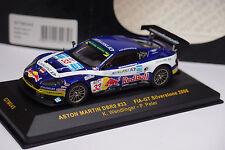 IXO ASTON MARTIN DBR9 #33 FIA-GT SILVERSTONE 2006 1:43