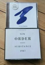 NEW ORDER - Substance & Best of.. cd   3cds