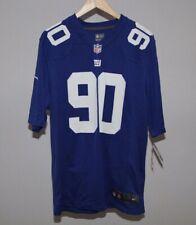 New York Giants JASON PIERRE-PAUL NFL Nike Jersey Men Size Large Blue - (EUC)