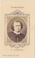Rosa Fortuna Figaro-Album Carte de visite Albumina Ca 1875