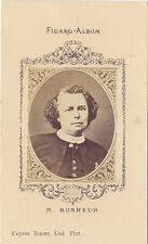 Rosa Bonheur Figaro-Album carte de visite albumine ca 1875