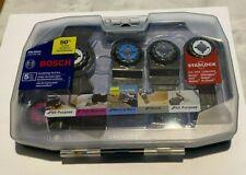 Bosch OSL005C Starlock Oscillating Multipurpose Multi-Tool Accessory Blade Set