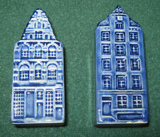 "Casa/Cucina/Accessori Tavola/Salt & Pepper""SALE E PEPE""Delftsblauw/Hand Painted"