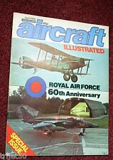 Aircraft Illustrated 1978 April RAFG,Jaguar