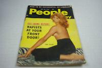 People Today cheesecake magazine May 1956 June Blain  072812EL