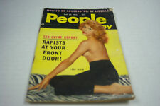 People Today cheesecake magazine May 1956 June Blain  072812EL